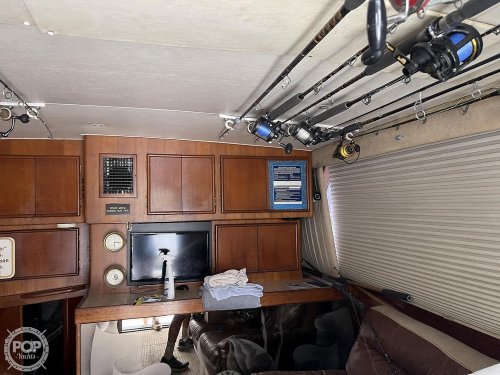 1989 Post Marine boat for sale, model of the boat is 43 & Image # 40 of 40