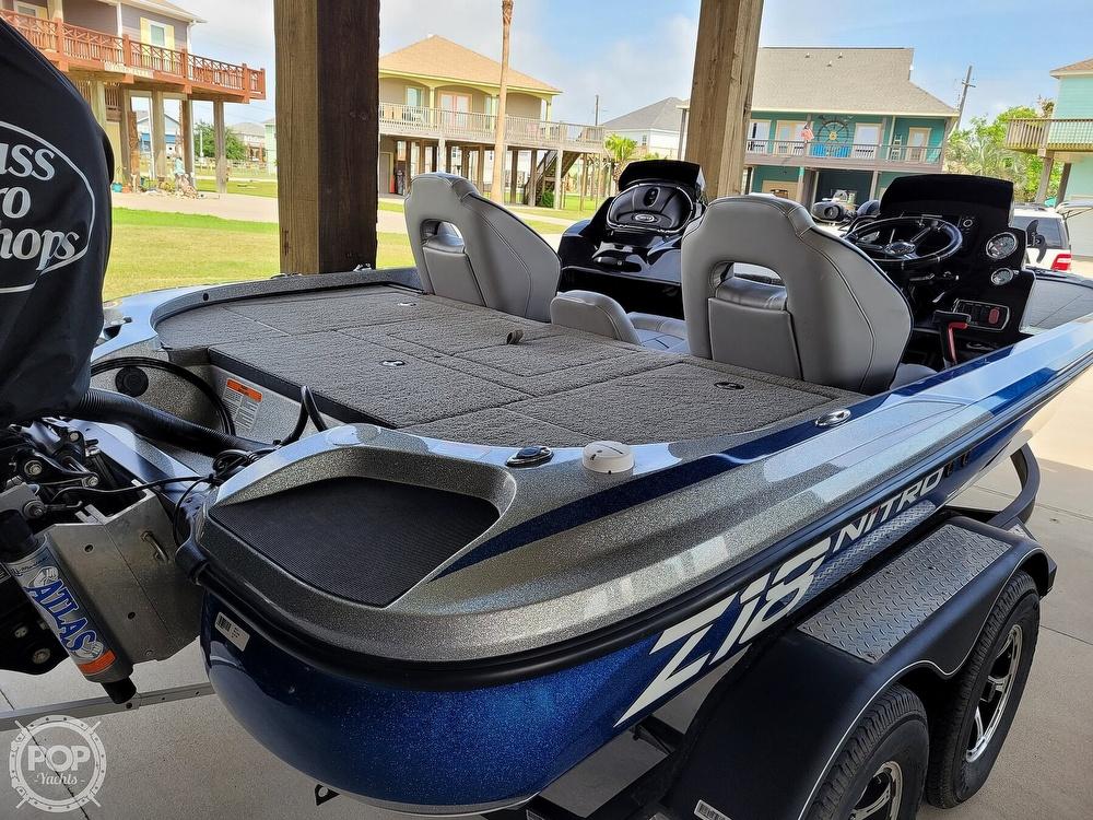 2018 Nitro boat for sale, model of the boat is Z18 & Image # 2 of 40