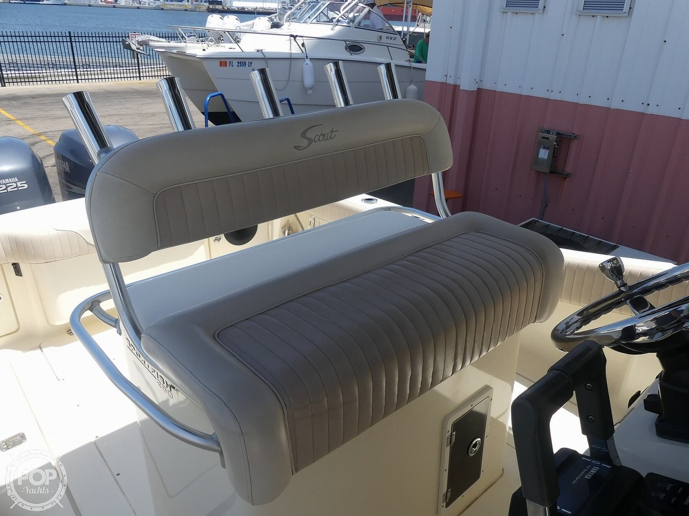 2004 Scout boat for sale, model of the boat is 280 Sportfish & Image # 10 of 40