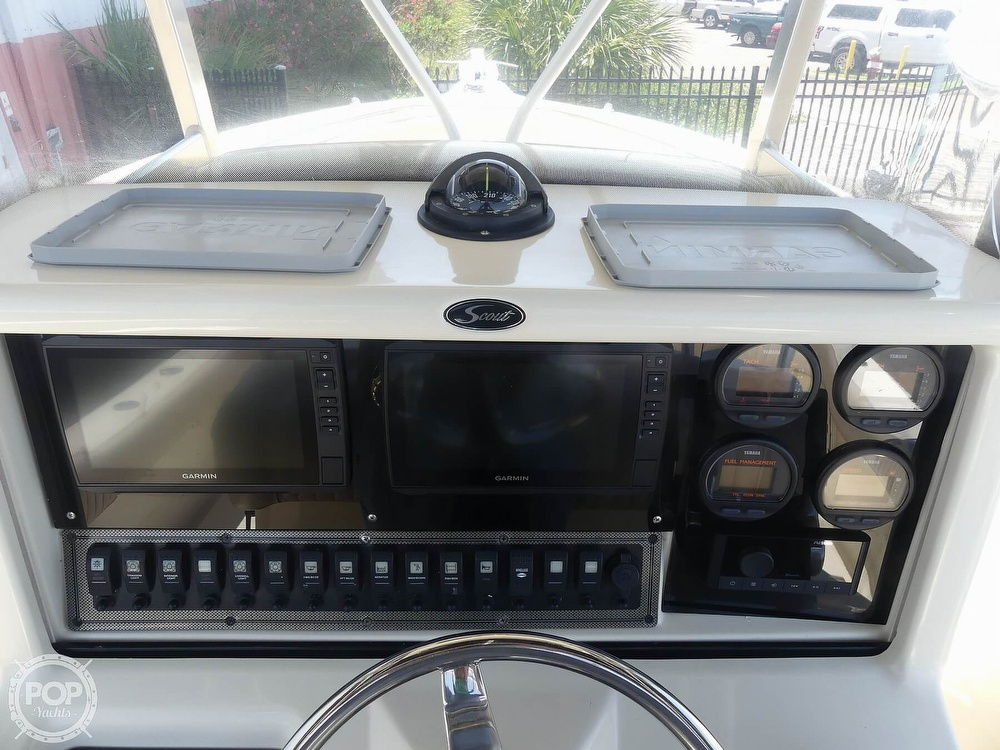 2004 Scout boat for sale, model of the boat is 280 Sportfish & Image # 11 of 40