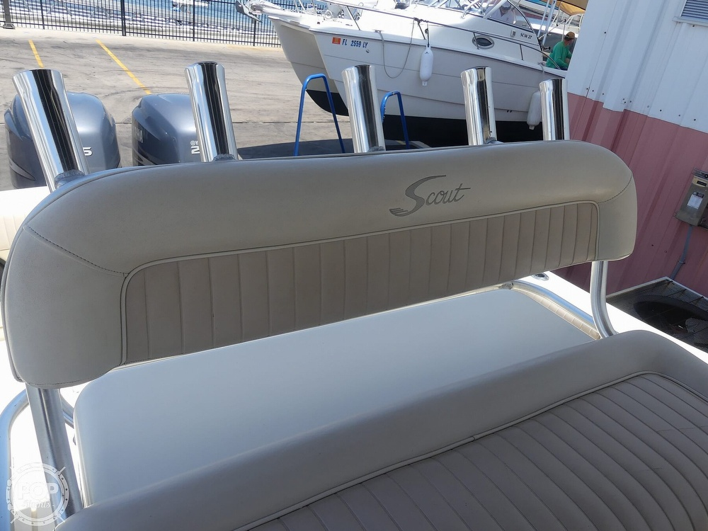 2004 Scout boat for sale, model of the boat is 280 Sportfish & Image # 33 of 40