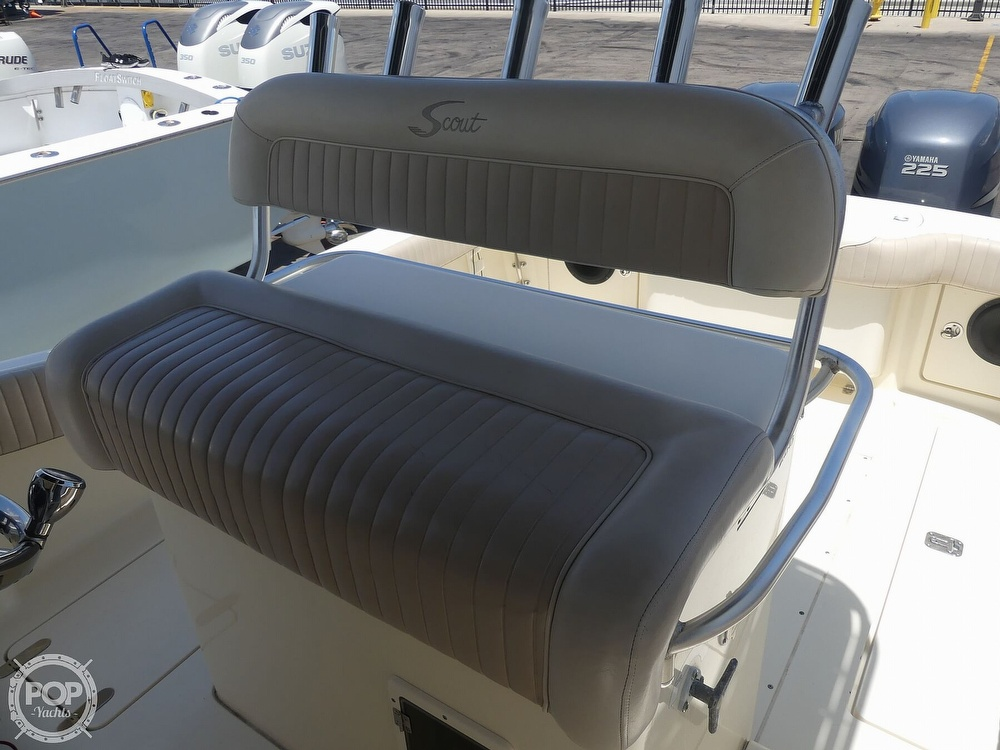2004 Scout boat for sale, model of the boat is 280 Sportfish & Image # 34 of 40