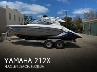 Used Yamaha Boats For Sale in Florida by owner | 2019 Yamaha 212x