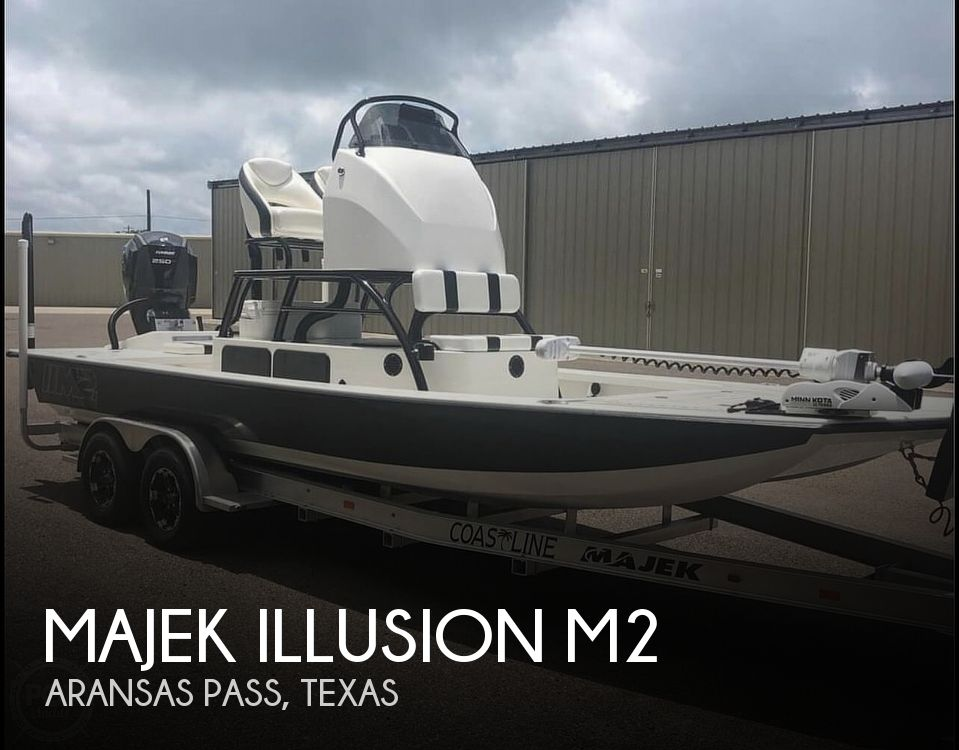 Used Boats For Sale in Corpus Christi, Texas by owner | 2018 Majek Illusion M2