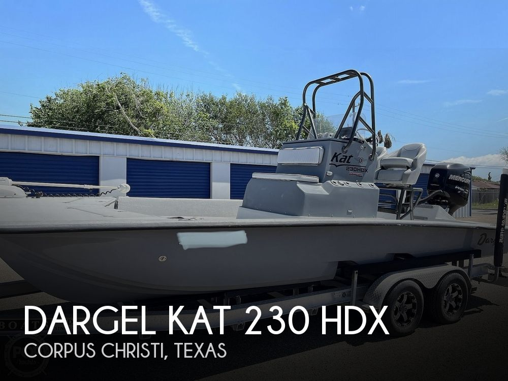 2014 Dargel boat for sale, model of the boat is Kat 230 HDX & Image # 1 of 40