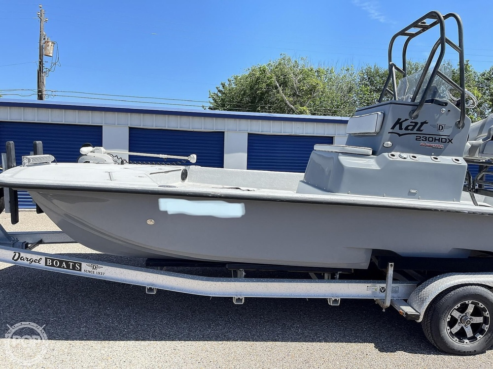 2014 Dargel boat for sale, model of the boat is Kat 230 HDX & Image # 7 of 40