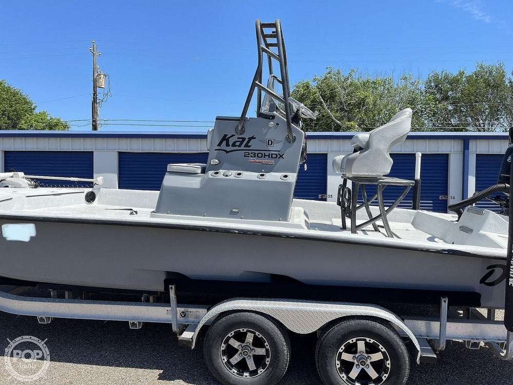 2014 Dargel boat for sale, model of the boat is Kat 230 HDX & Image # 9 of 40