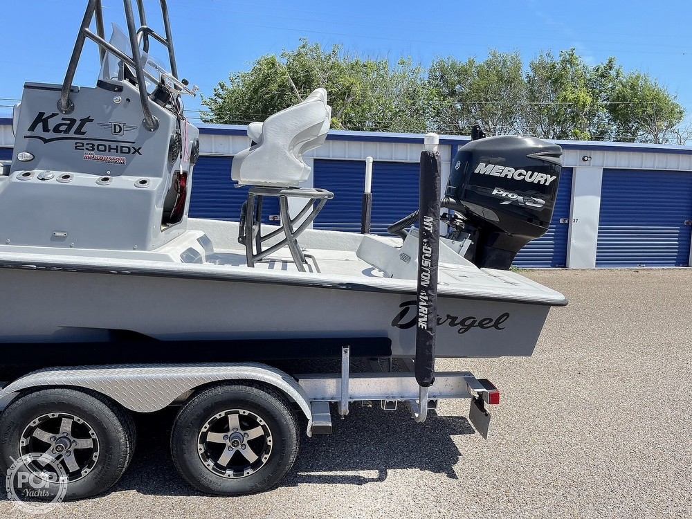 2014 Dargel boat for sale, model of the boat is Kat 230 HDX & Image # 10 of 40
