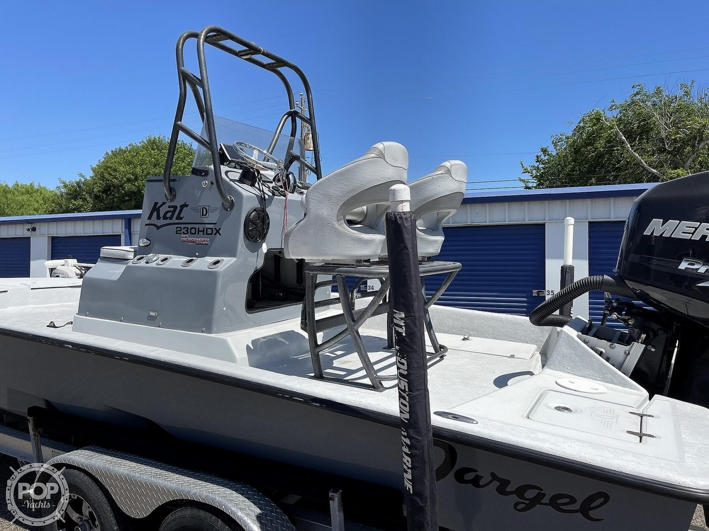 2014 Dargel boat for sale, model of the boat is Kat 230 HDX & Image # 12 of 40