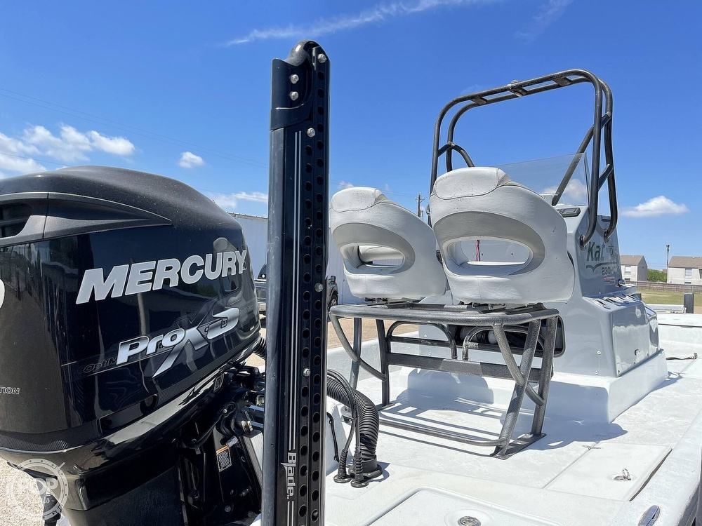 2014 Dargel boat for sale, model of the boat is Kat 230 HDX & Image # 20 of 40