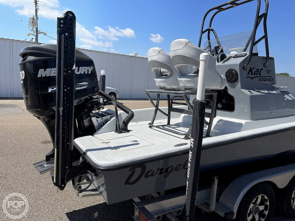 2014 Dargel boat for sale, model of the boat is Kat 230 HDX & Image # 33 of 40