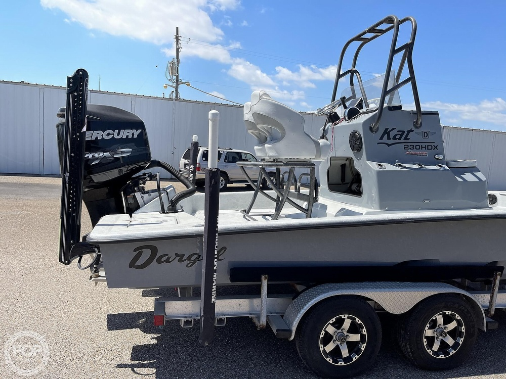 2014 Dargel boat for sale, model of the boat is Kat 230 HDX & Image # 35 of 40