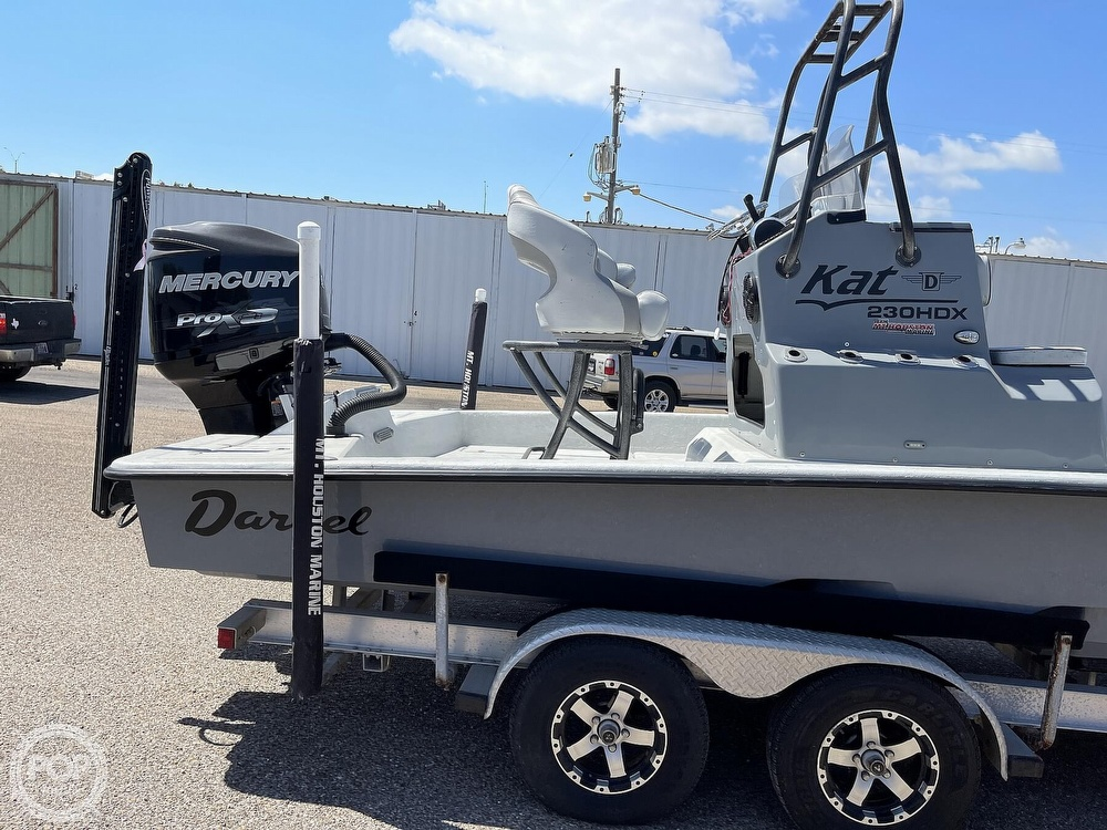 2014 Dargel boat for sale, model of the boat is Kat 230 HDX & Image # 36 of 40
