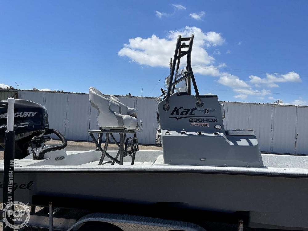 2014 Dargel boat for sale, model of the boat is Kat 230 HDX & Image # 37 of 40