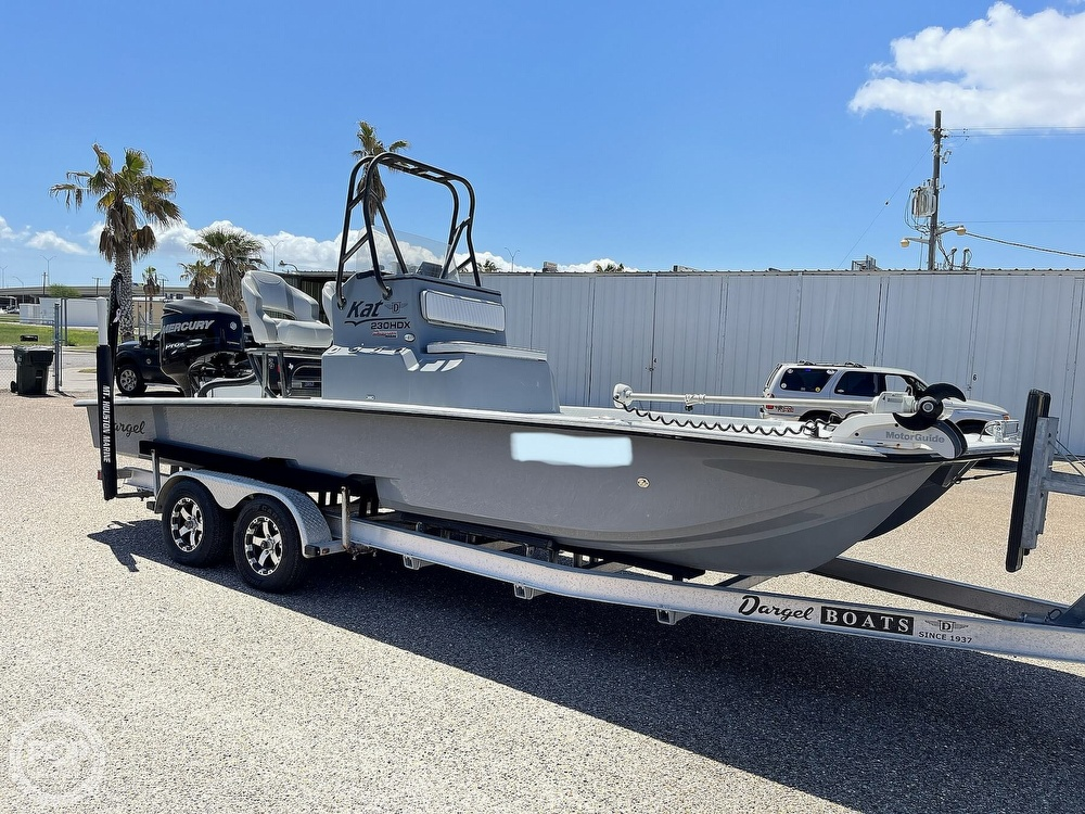 2014 Dargel boat for sale, model of the boat is Kat 230 HDX & Image # 38 of 40