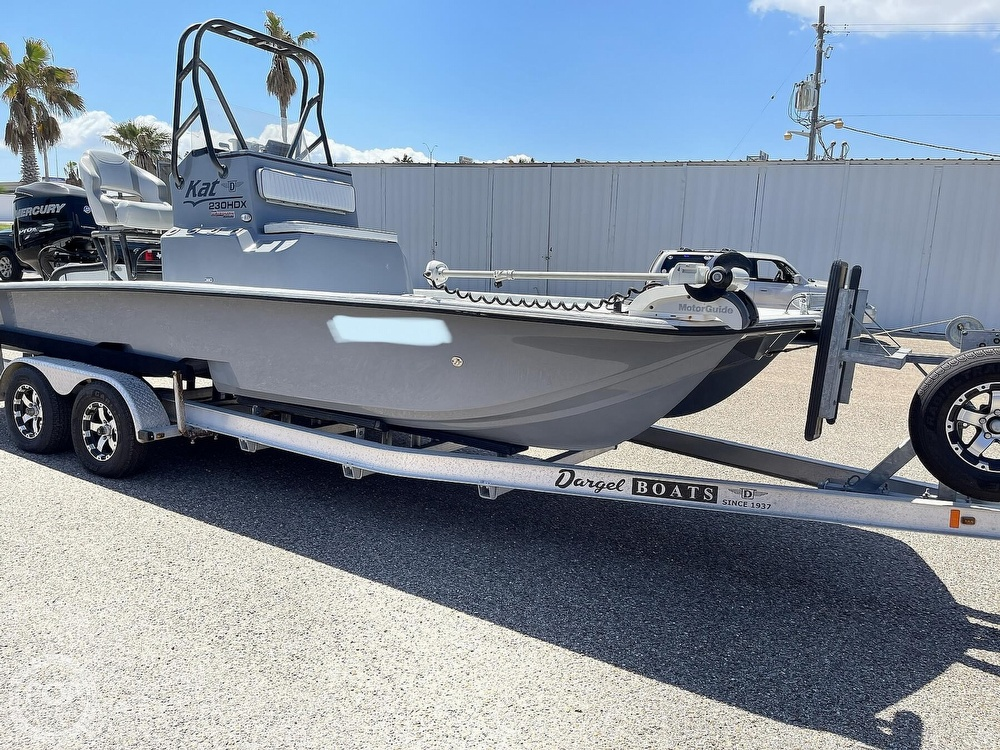 2014 Dargel boat for sale, model of the boat is Kat 230 HDX & Image # 39 of 40