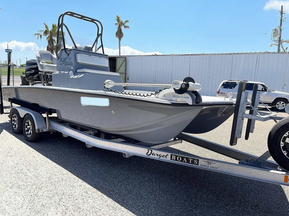 2014 Dargel boat for sale, model of the boat is Kat 230 HDX & Image # 40 of 40