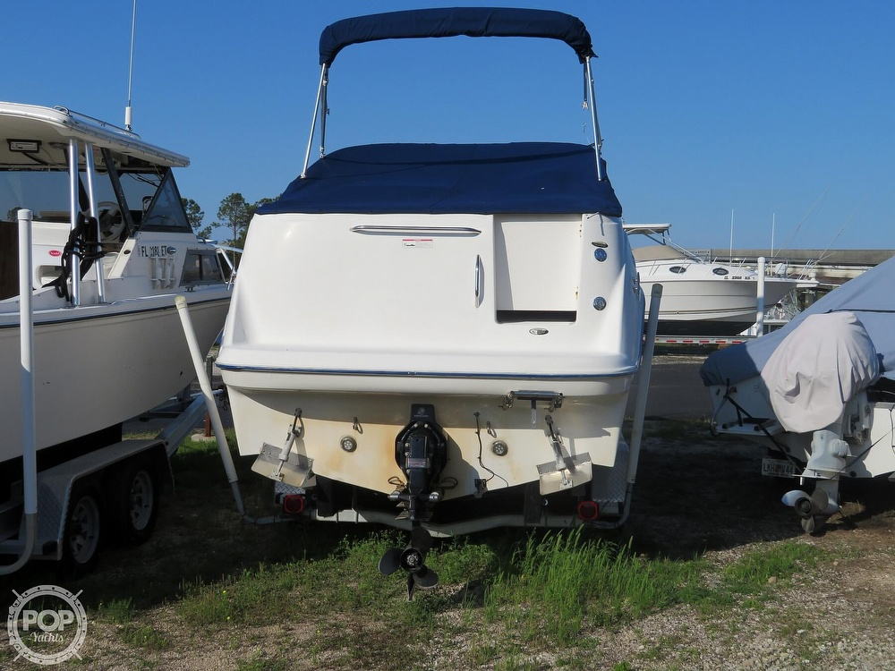 2007 Bayliner boat for sale, model of the boat is 245 SB & Image # 23 of 40