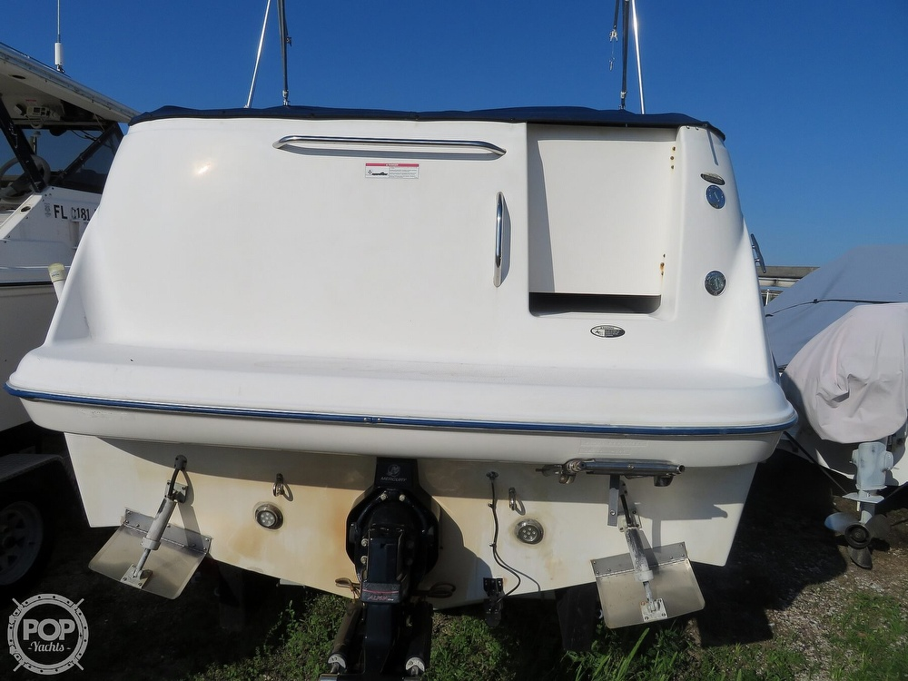 2007 Bayliner boat for sale, model of the boat is 245 SB & Image # 27 of 40