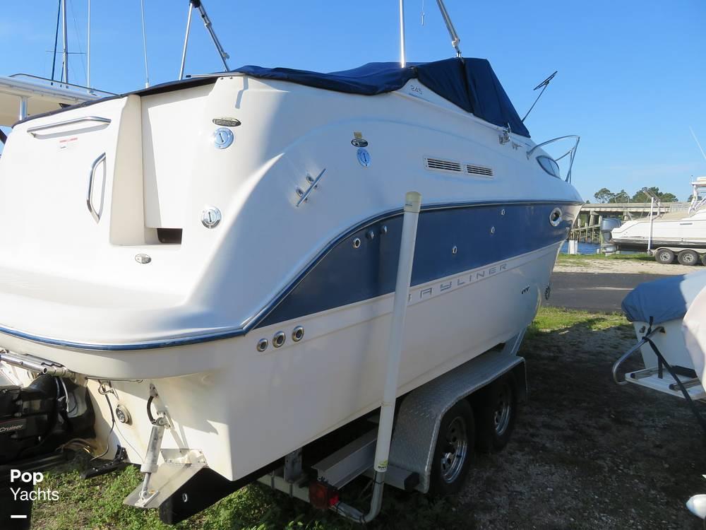 2007 Bayliner boat for sale, model of the boat is 245 SB & Image # 28 of 40