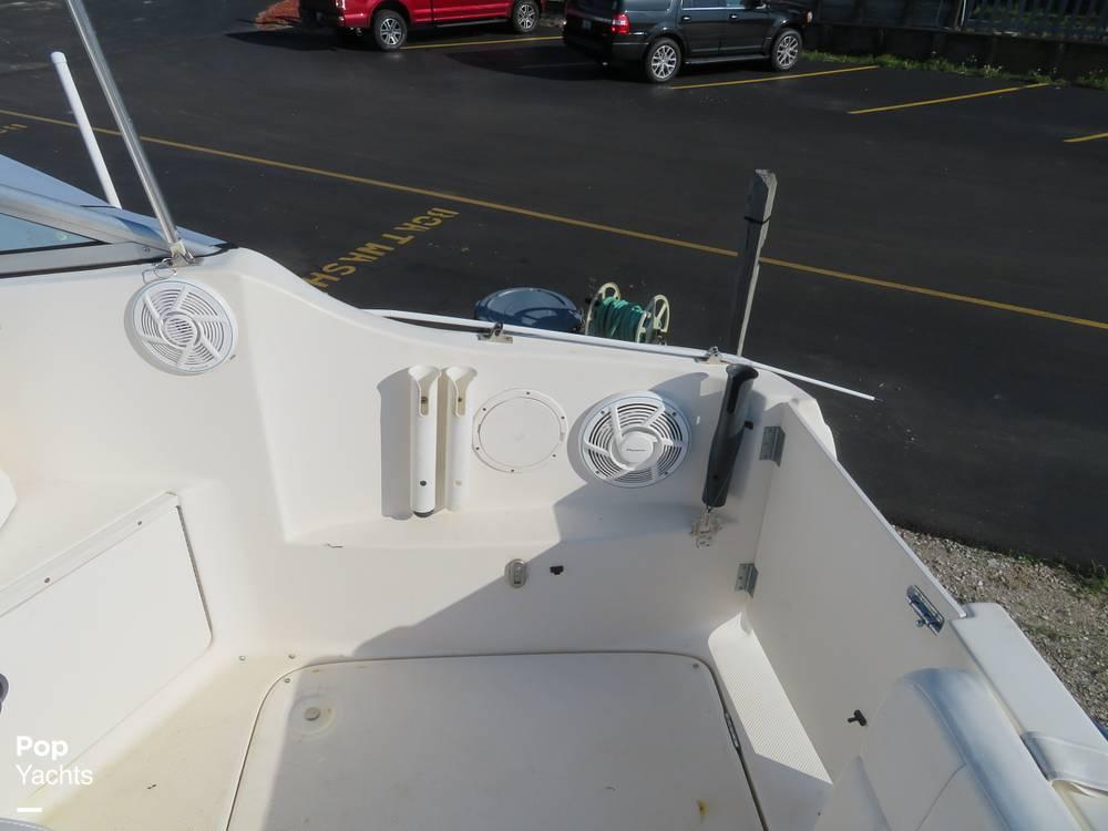 2007 Bayliner boat for sale, model of the boat is 245 SB & Image # 20 of 40
