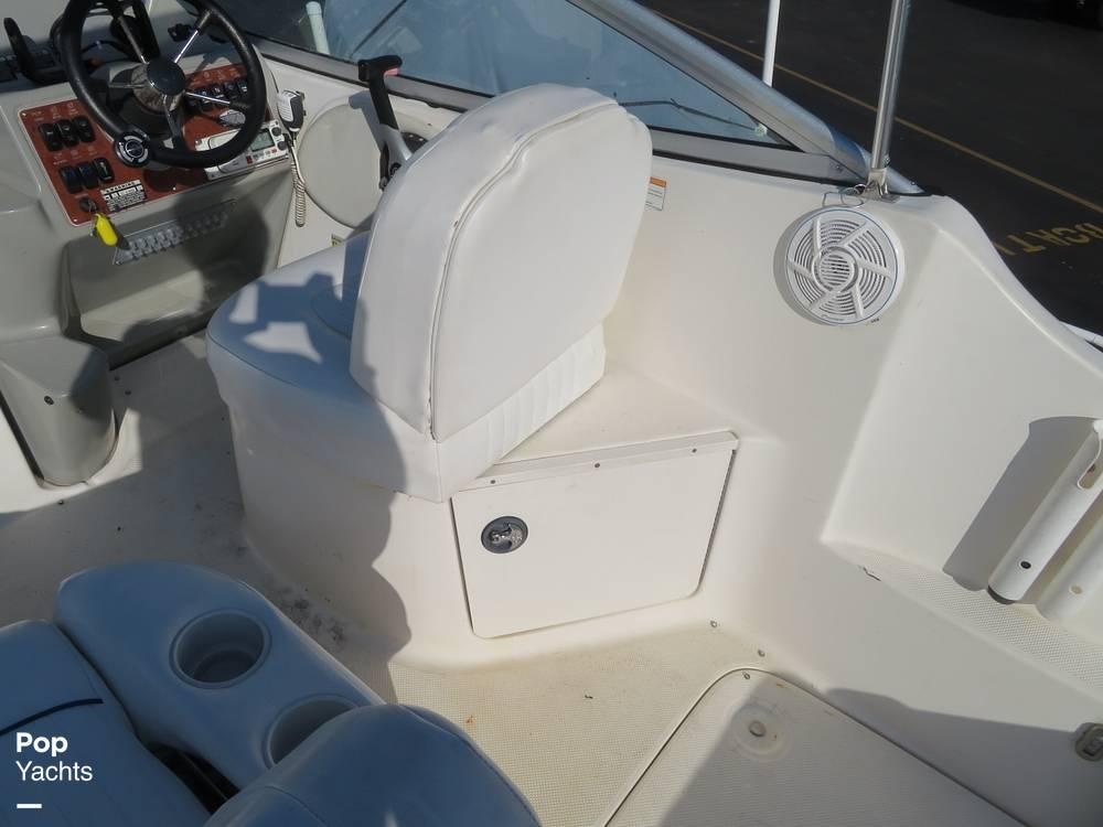 2007 Bayliner boat for sale, model of the boat is 245 SB & Image # 21 of 40