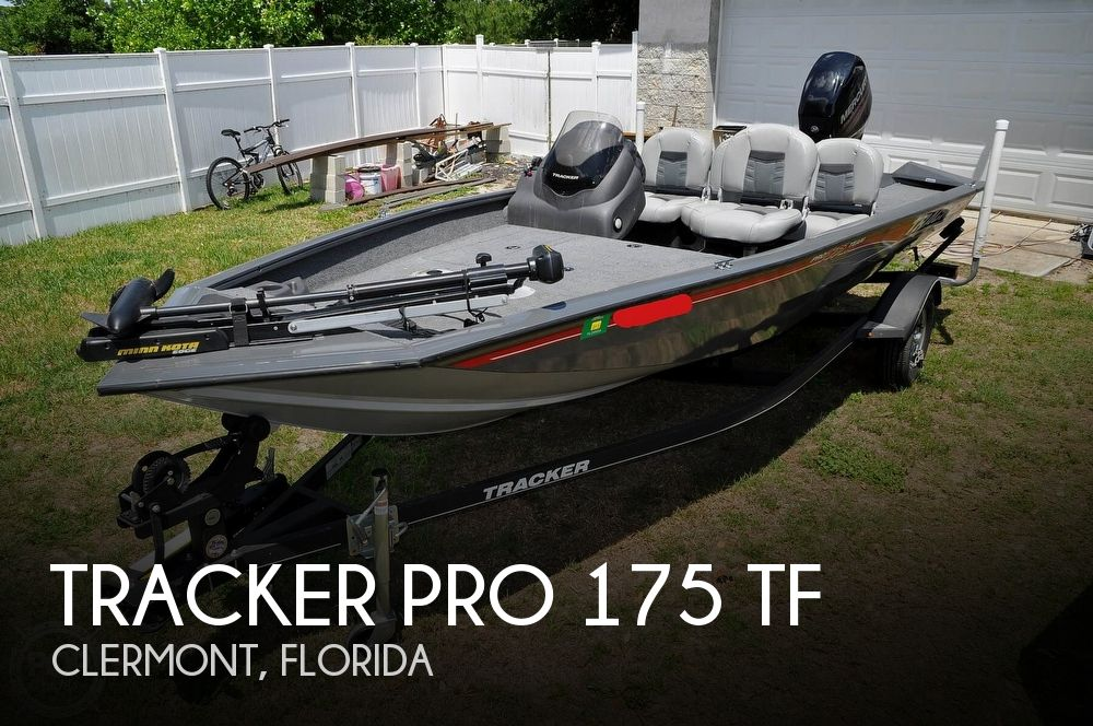 2018 Tracker Boats boat for sale, model of the boat is Pro 175 TF & Image # 1 of 40