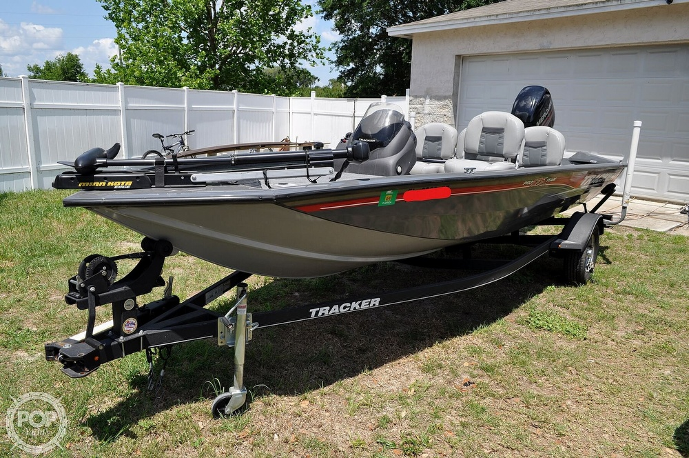 2018 Tracker Boats boat for sale, model of the boat is Pro 175 TF & Image # 2 of 40