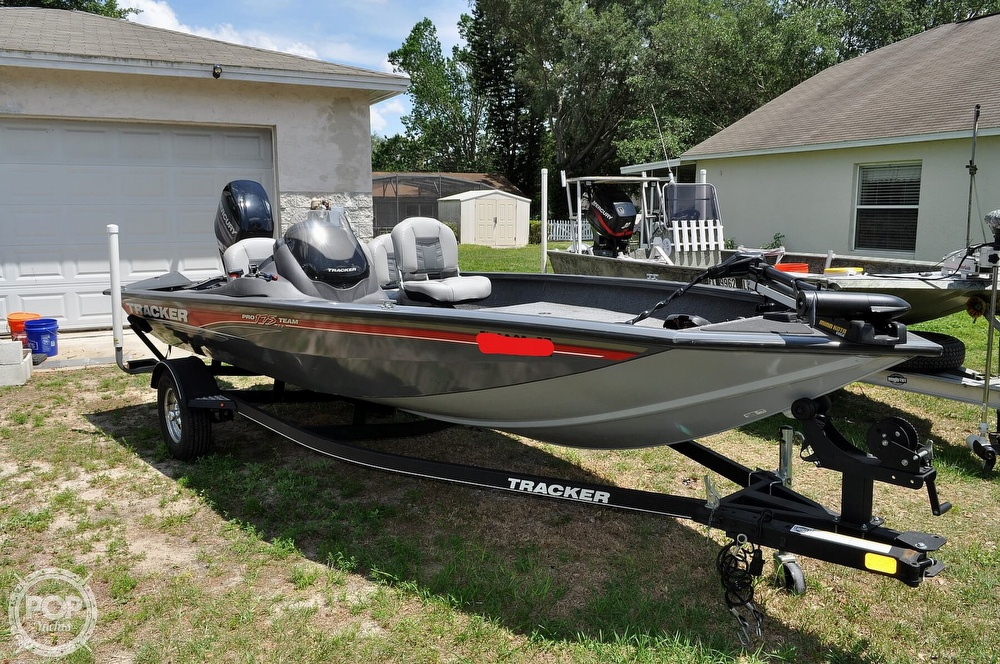 2018 Tracker Boats boat for sale, model of the boat is Pro 175 TF & Image # 7 of 40