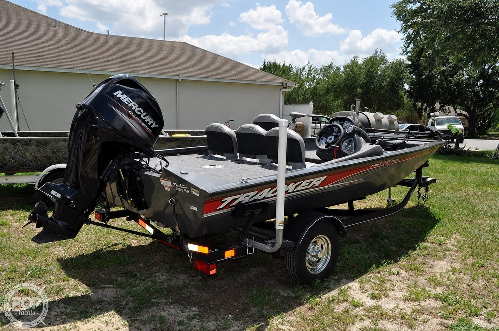 2018 Tracker Boats boat for sale, model of the boat is Pro 175 TF & Image # 9 of 40