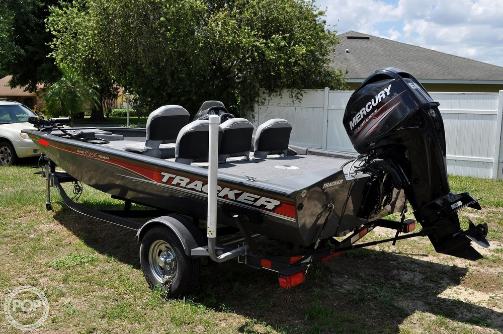 2018 Tracker Boats boat for sale, model of the boat is Pro 175 TF & Image # 19 of 40