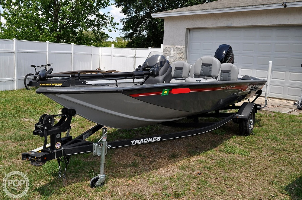 2018 Tracker Boats boat for sale, model of the boat is Pro 175 TF & Image # 20 of 40