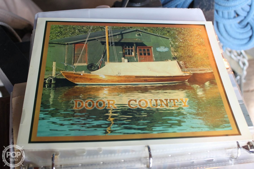 1963 Folkboat boat for sale, model of the boat is 25 & Image # 33 of 40