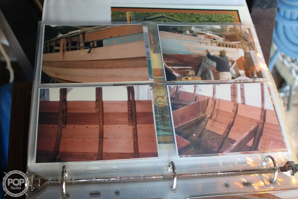 1963 Folkboat boat for sale, model of the boat is 25 & Image # 35 of 40