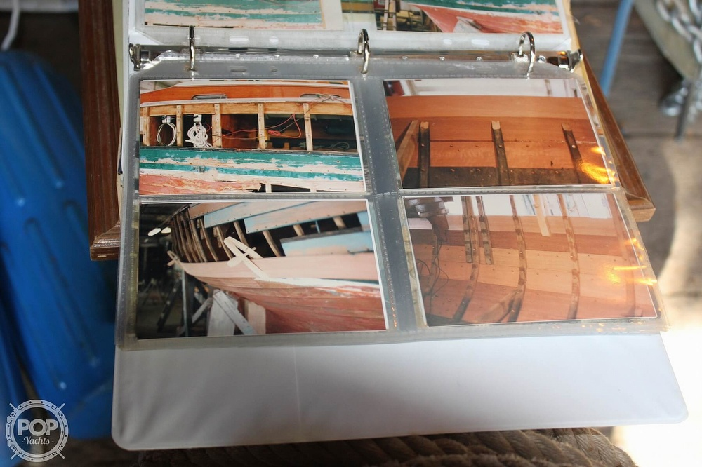 1963 Folkboat boat for sale, model of the boat is 25 & Image # 37 of 40