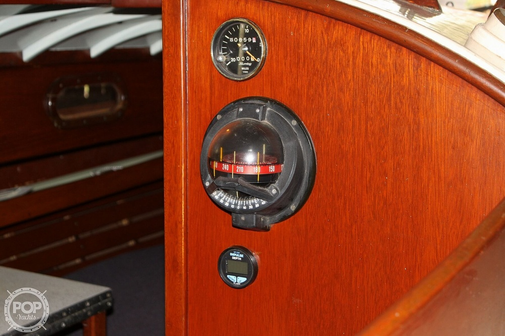 1963 Folkboat boat for sale, model of the boat is 25 & Image # 38 of 40