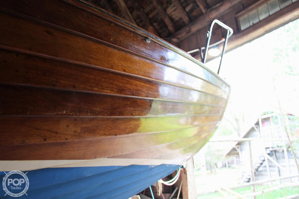 1963 Folkboat boat for sale, model of the boat is 25 & Image # 4 of 40