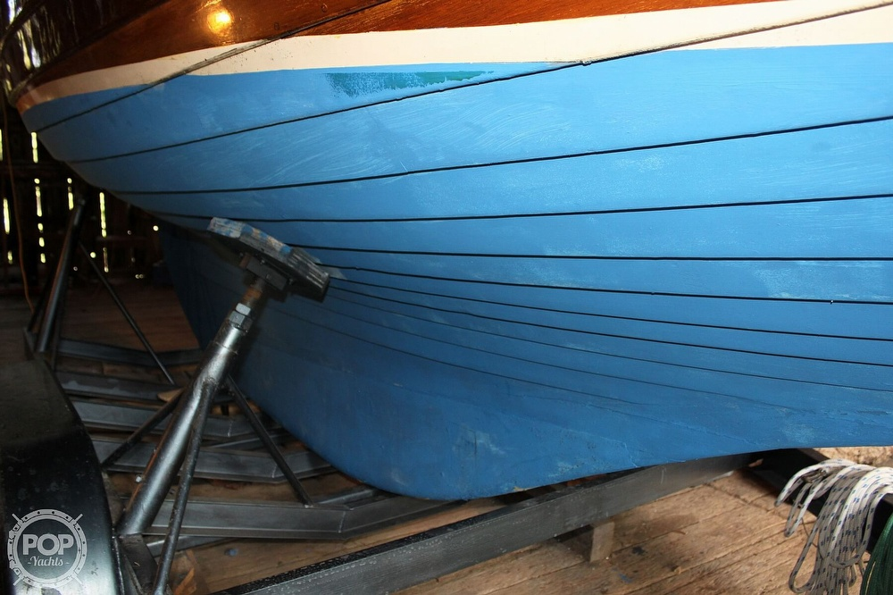 1963 Folkboat boat for sale, model of the boat is 25 & Image # 6 of 40