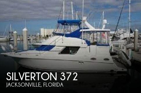 Used Silverton Motoryachts For Sale by owner   1998 Silverton 372 Motoryacht