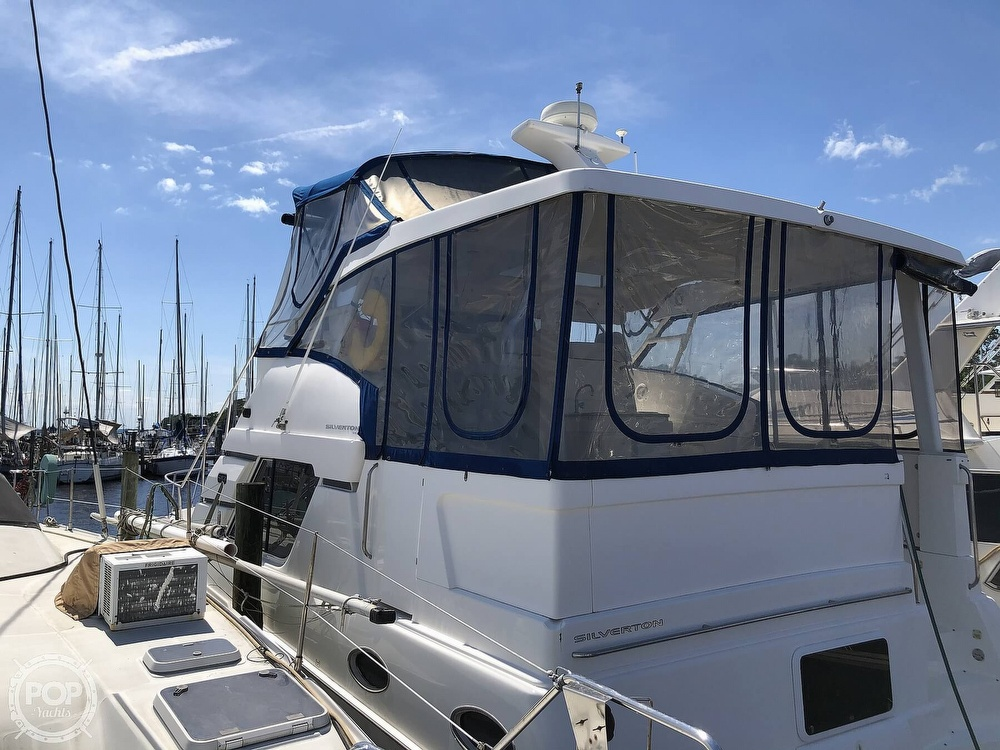 1998 Silverton boat for sale, model of the boat is 372 Motoryacht & Image # 10 of 40