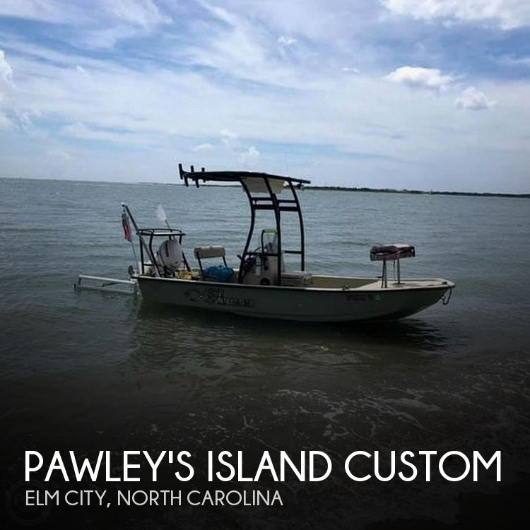 2012 Pawley's Island Custom boat for sale, model of the boat is Santee Skiff 165 & Image # 1 of 11