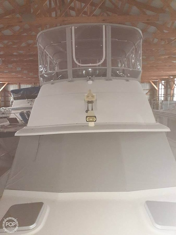 1987 Mainship boat for sale, model of the boat is DC40 Nantucket & Image # 2 of 40