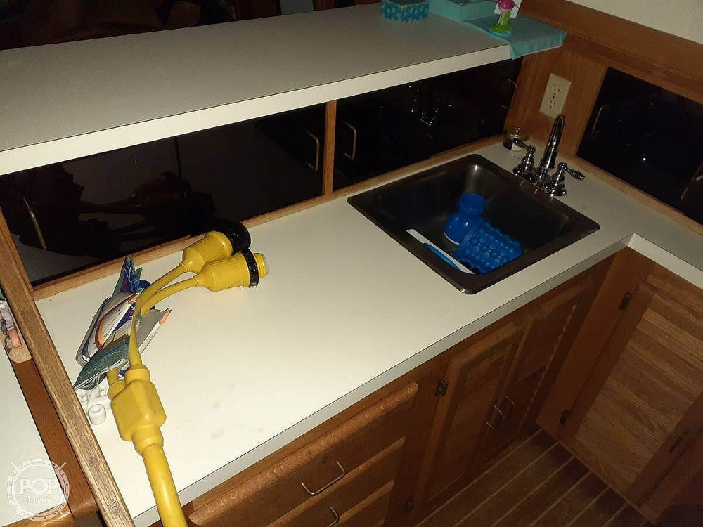 1987 Mainship boat for sale, model of the boat is DC40 Nantucket & Image # 6 of 40