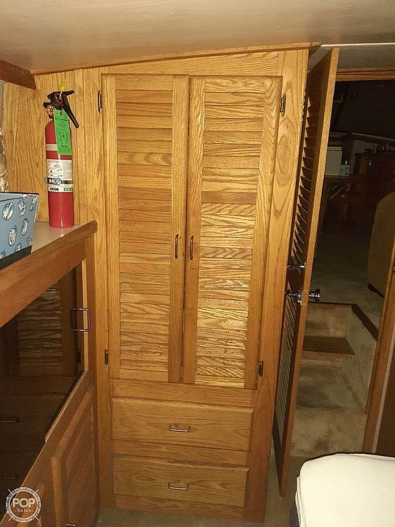 1987 Mainship boat for sale, model of the boat is DC40 Nantucket & Image # 8 of 40