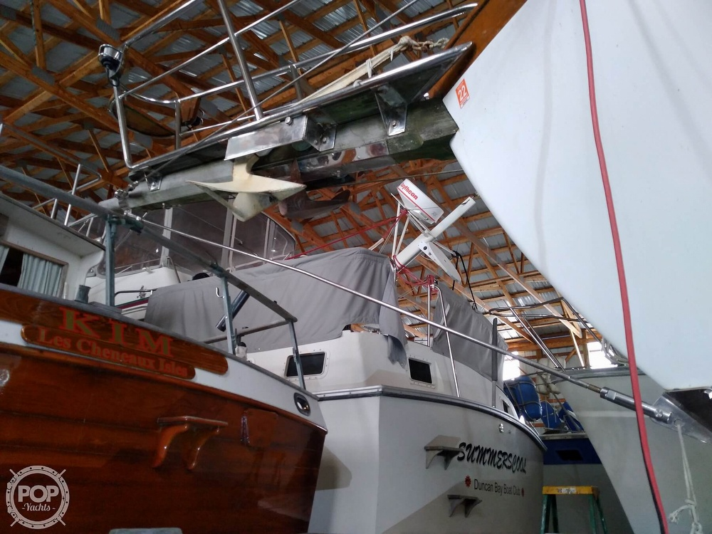 1987 Mainship boat for sale, model of the boat is DC40 Nantucket & Image # 19 of 40