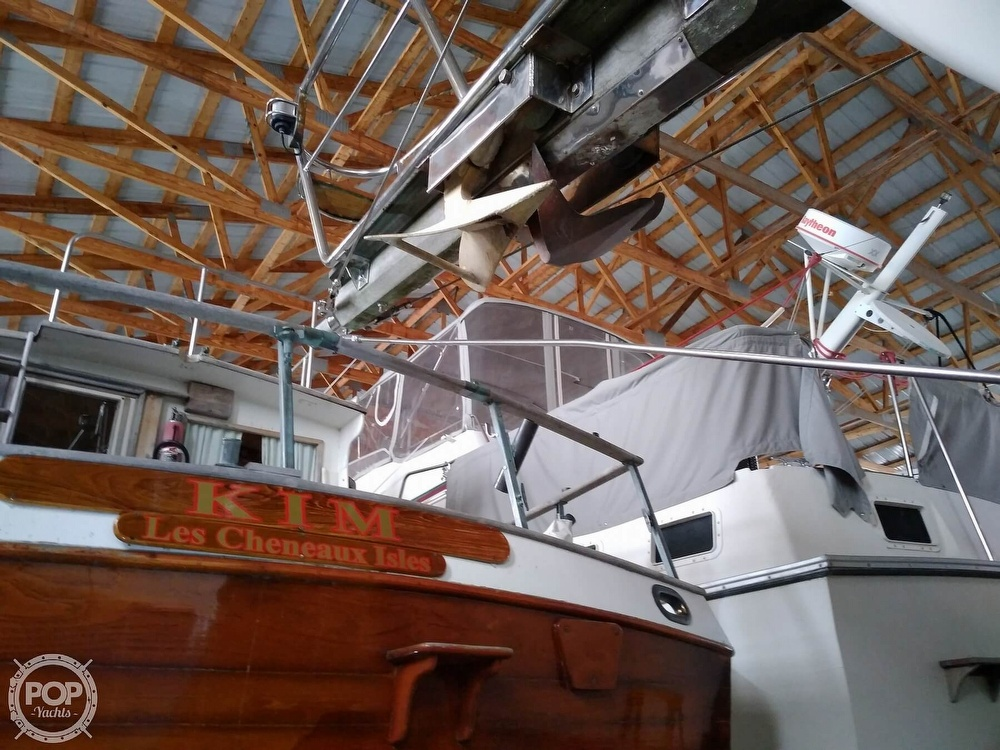 1987 Mainship boat for sale, model of the boat is DC40 Nantucket & Image # 20 of 40