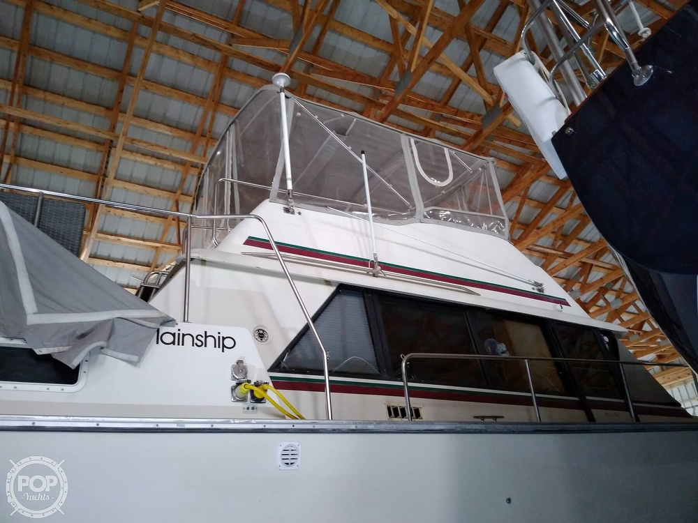 1987 Mainship boat for sale, model of the boat is DC40 Nantucket & Image # 23 of 40