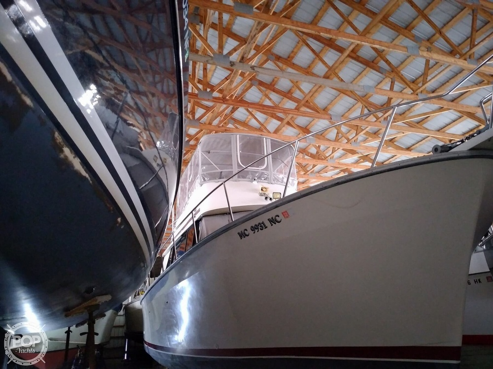 1987 Mainship boat for sale, model of the boat is DC40 Nantucket & Image # 24 of 40