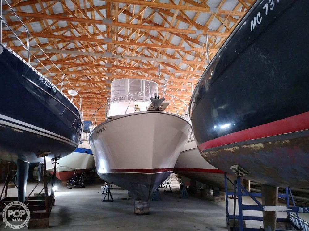 1987 Mainship boat for sale, model of the boat is DC40 Nantucket & Image # 27 of 40