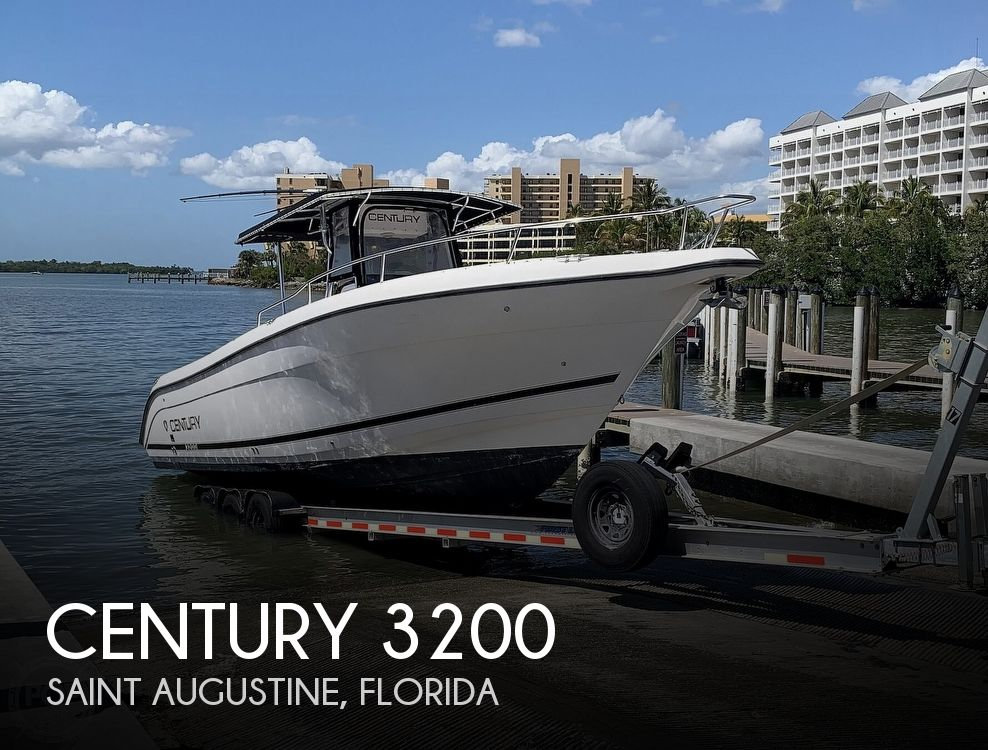 Used Century Boats For Sale by owner | 2001 Century 3200
